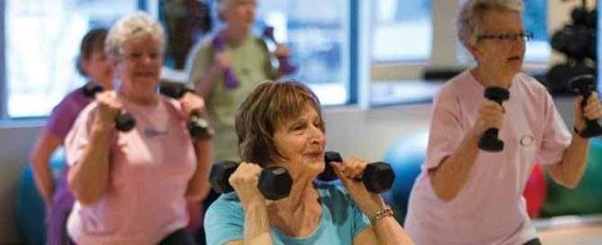 Pilates Seniors