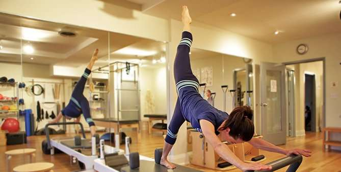 Pilates for Arabesque