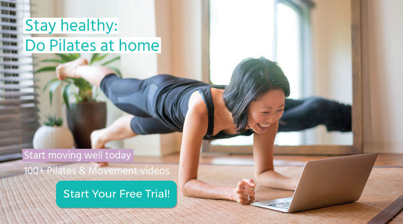 Pilates At Home Free Trial