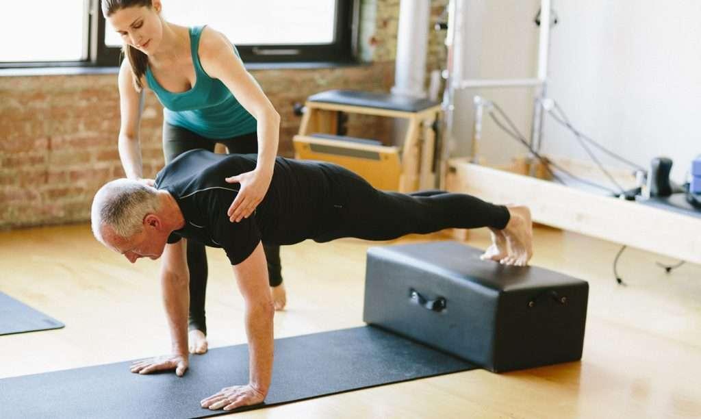Teacher Training Pilates