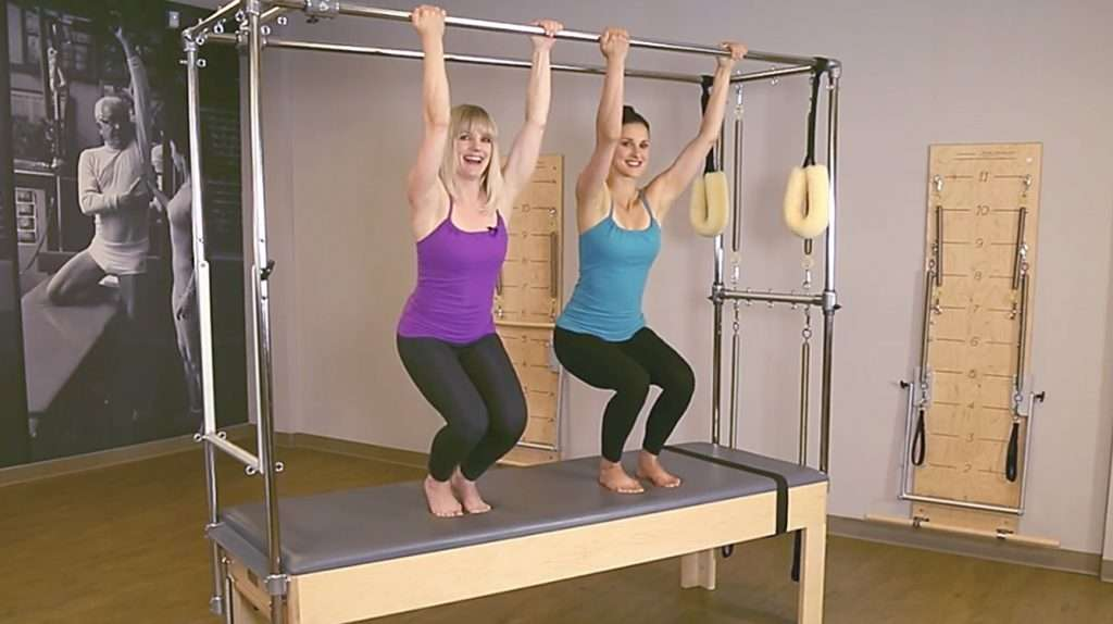 Pilates Reformer Fun