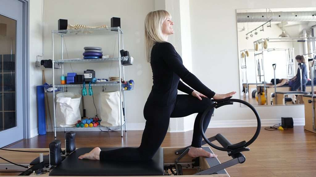 Margot McKinnon Reformer Ring Pilates