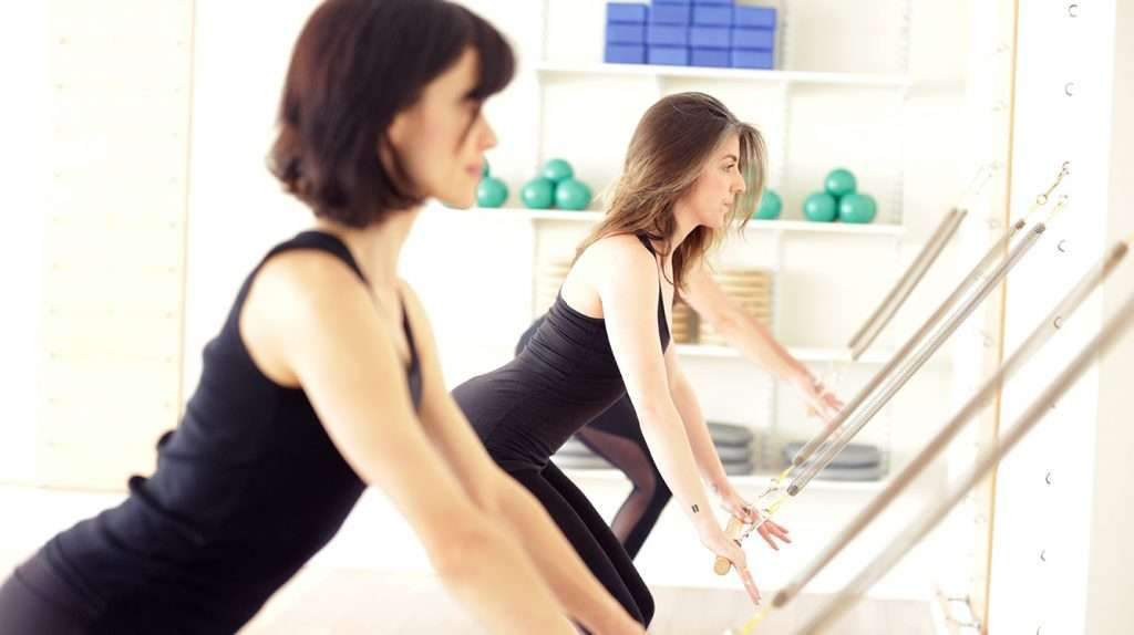 Pilates Springboard Class