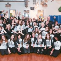 Body Harmonics Pilates 20th Celebration Group Photo