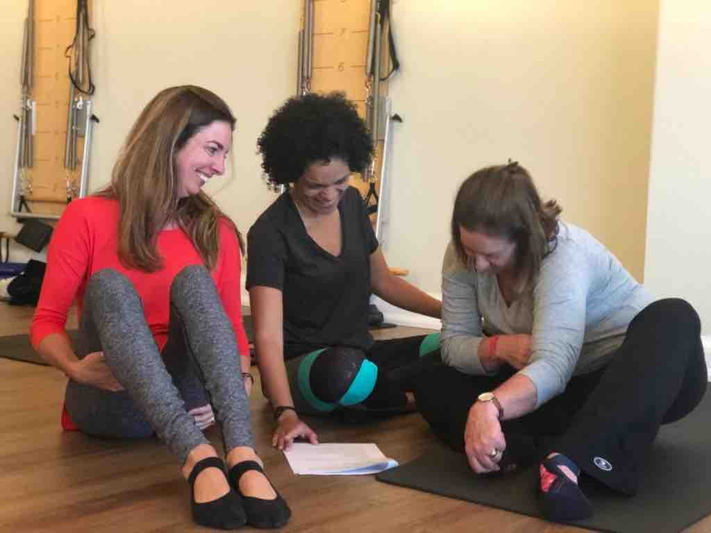 Teacher Training Body Harmonics Pilates