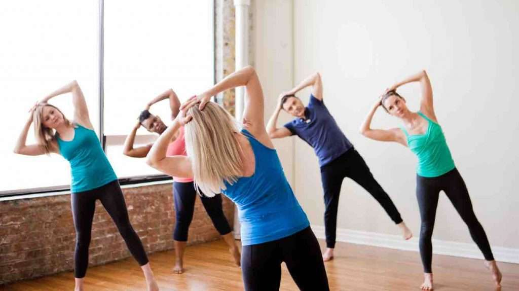 Pilates teacher training group class Toronto
